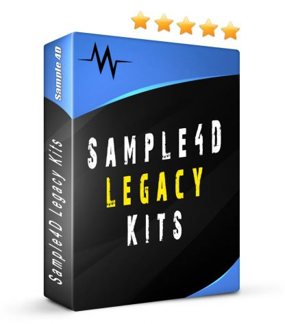 Find and buy Sample4D legacy kits here